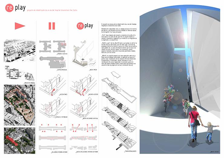 REPLAY concurso de proyectos de arquitectura