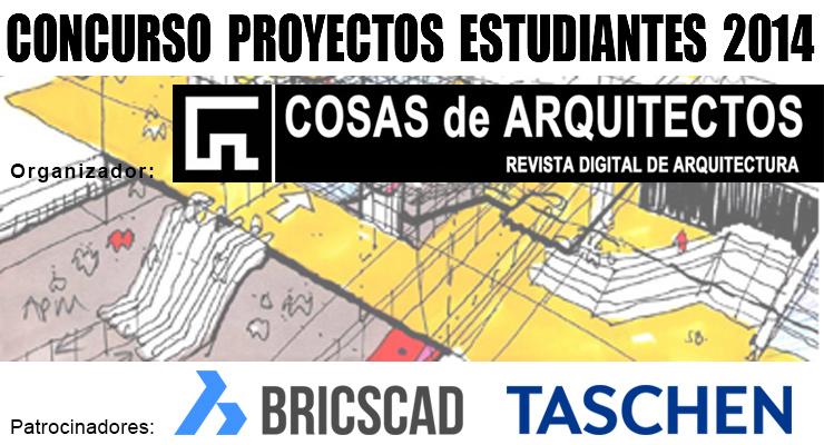 Resultados I Concurso de proyectos de arquitectura para estudiantes