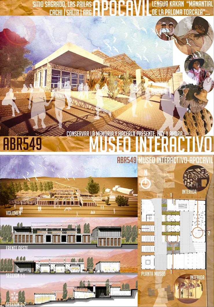 Concurso proyectos estudiantes arquitectura ABR549