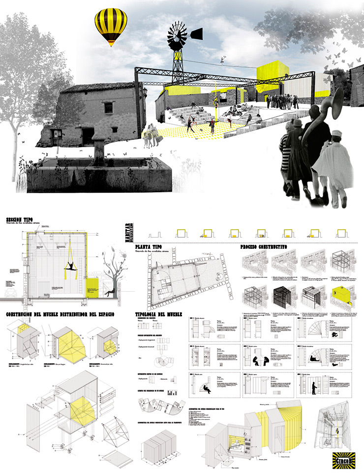Vota en las semifinales del concurso de proyectos for Proyectos arquitectura