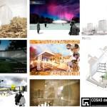 Proyectos finalistas en el I Concurso de Proyectos de COSAS de ARQUITECTOS