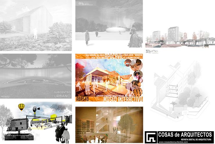 Concurso proyectos estudiantes arquitectura semifinales