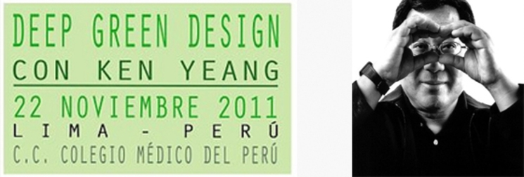 conferencia kean yeang