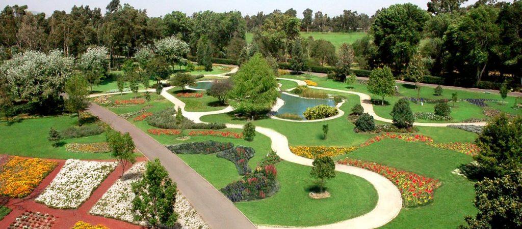 Construccion parques ecologicos