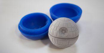 Construye tus propias figuras Star Wars de cemento