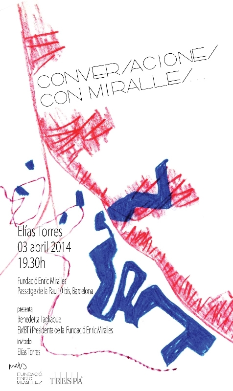 Conversaciones con Miralles - Elias Torres
