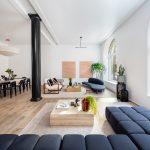 Apartamento emblema del estilo Beaux Arts, renovado por DDG Partners