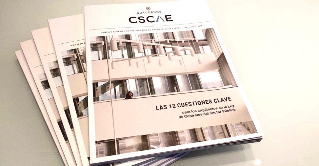 Cuadernos CSCAE nº 1