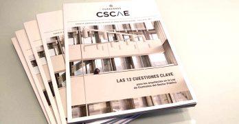 Cuadernos CSCAE, nueva publicación del consejo en formato físico y online