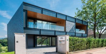 Fachadas ventiladas CUPACLAD® – modernidad, eficiencia y sostenibilidad de Cupa pizarras