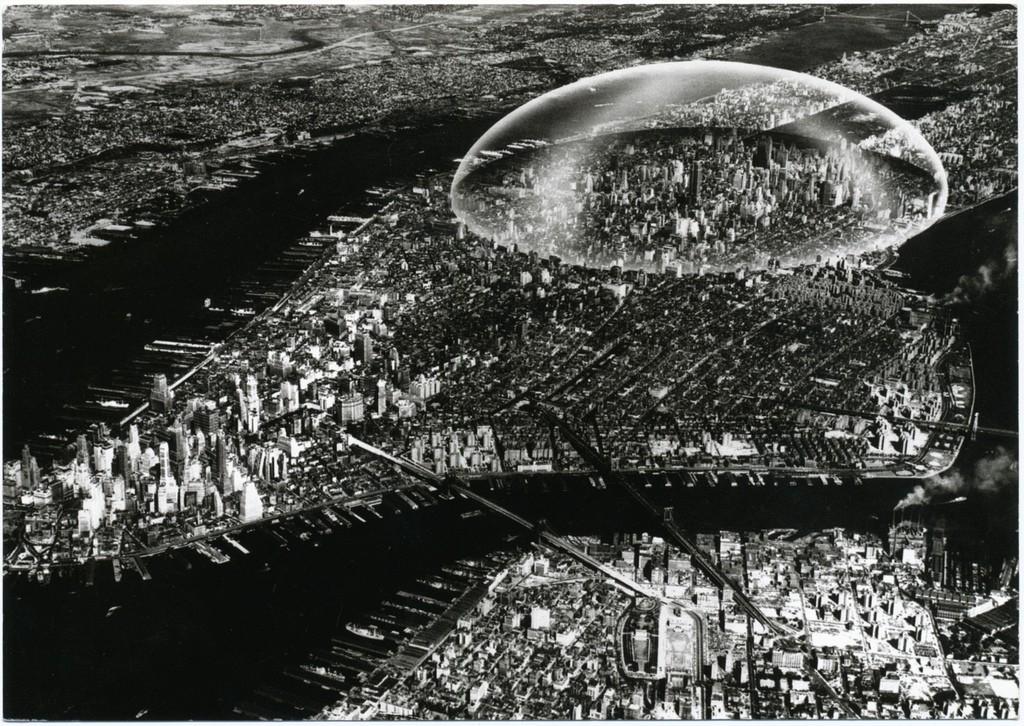 Cúpula sobre Manhattan - Fuller
