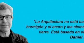 La Arquitectura está basada en el asombro – Libeskind