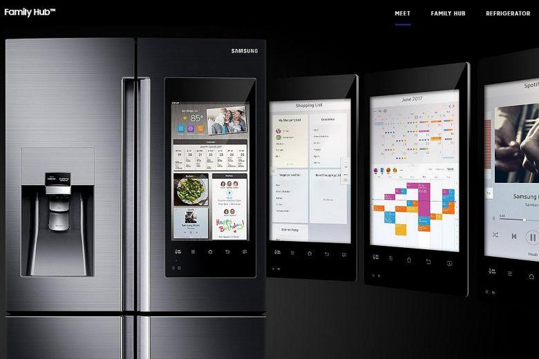 Dispositivos-inteligentes-smart-fridge