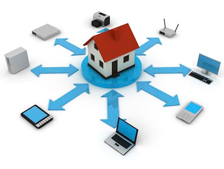 Domotica inalambrica sistemas hogar
