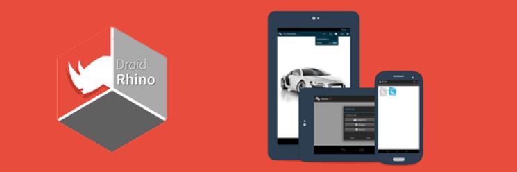Droid Rhino, la app visalizar tus archivos de Rhino en android