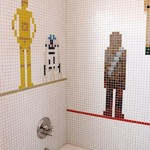 alicatado baño star wars