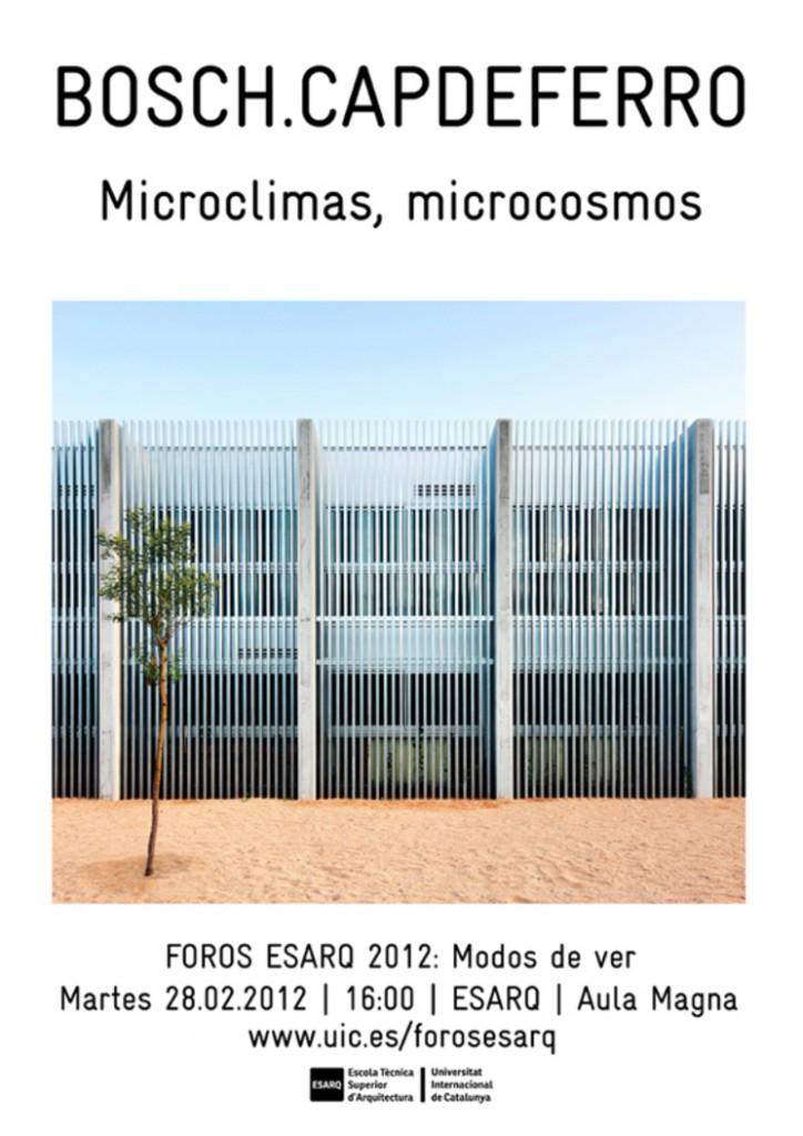 ESARQ-UIC 2012