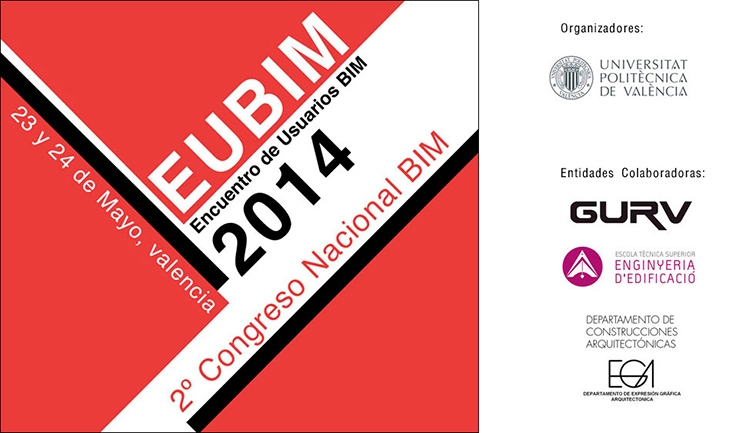 EUBIM 2014 congreso bim valencia