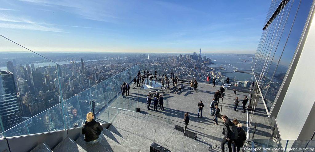 The Edge el observatorio más alto de Nueva York