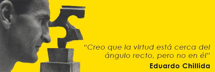 Eduardo Chillida angulo recto arquitectura escultura