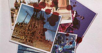 El Fantasma de Gaudí: cómic, sangre y trencadís