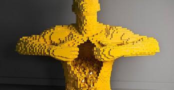 Nathan Sawaya – El arte del ladrillo (de LEGO)