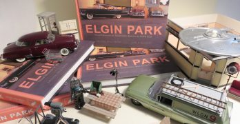 Elgin Park, la ciudad en miniatura imaginada por Michael Paul Smith