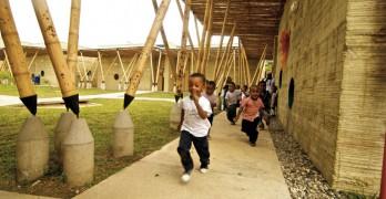 """Centro de desarrollo infantil """"El Guadual"""" – Colombia"""