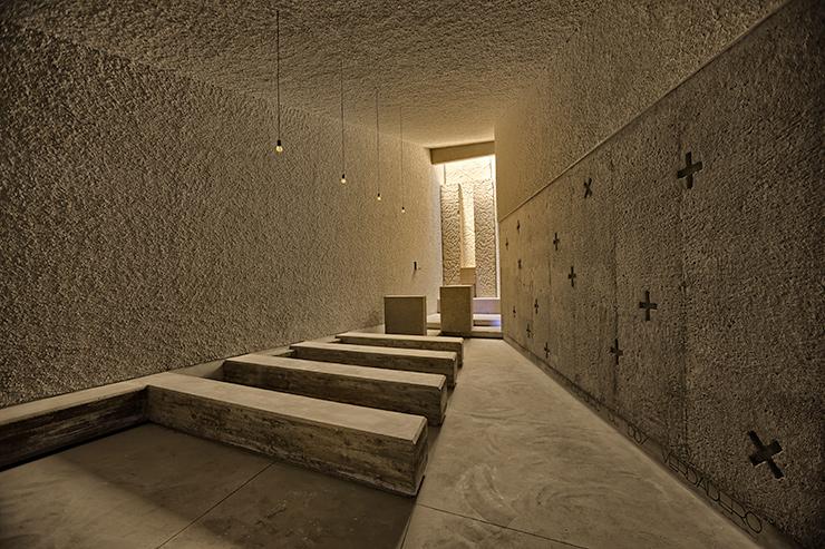 Ermita de San Juan Bautista por Beautell arquitectos