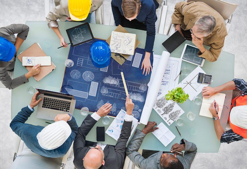 Tres errores que comenten los arquitectos