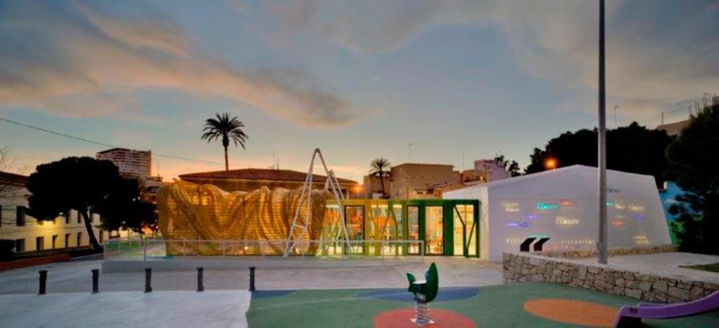Arquitectura pabellones - Estudio arquitectura alicante ...
