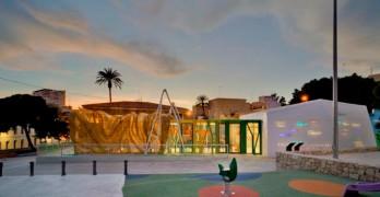 Espacio cultural Las Cigarreras en Alicante por Tomás Amat estudio de arquitectura