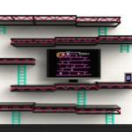 Estantería Donkey Kong. De tu Nintendo al Salón de tu casa