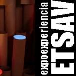 Expoexperiencia. Pabellón expositivo de cartón de la ETSAV