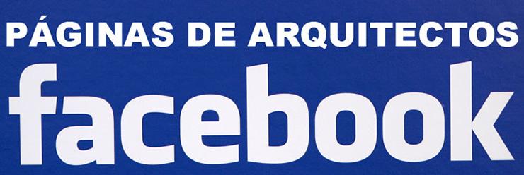 arquitectos en facebook