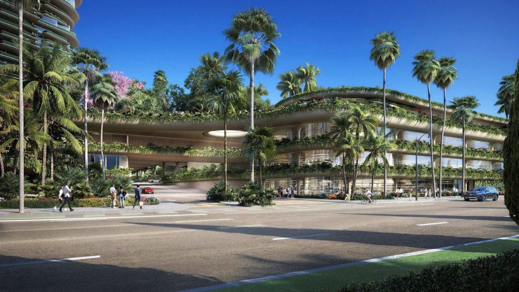 Norman Foster diseña un complejo residencial en Beverly Hills
