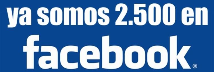Facebook 2500