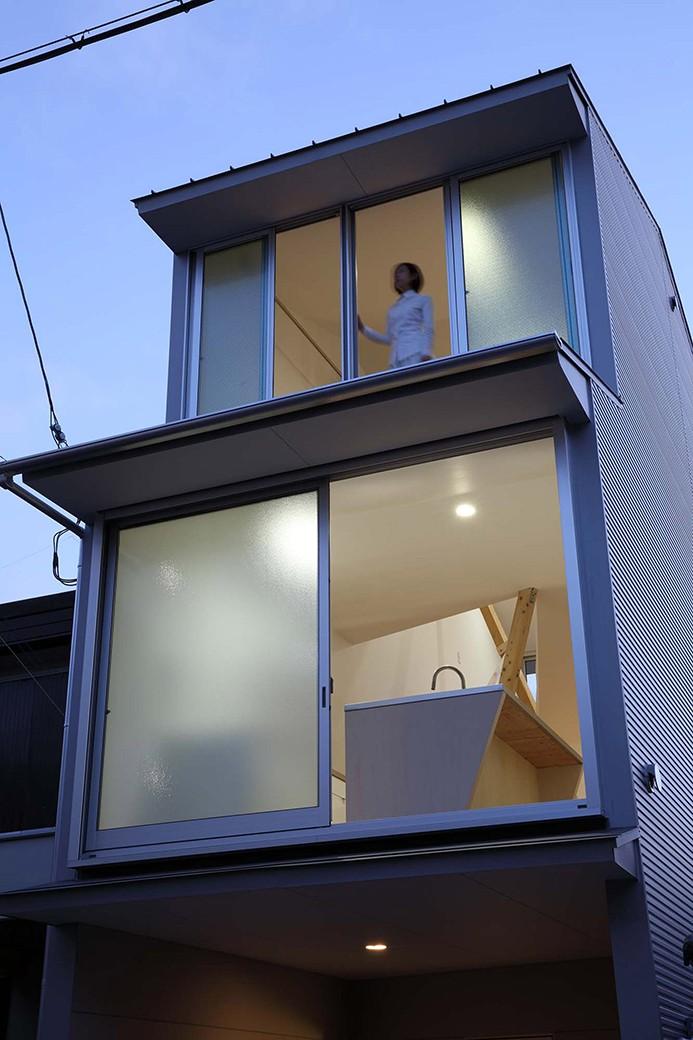 Fantasmas de Tokio Halloween arquitectónico