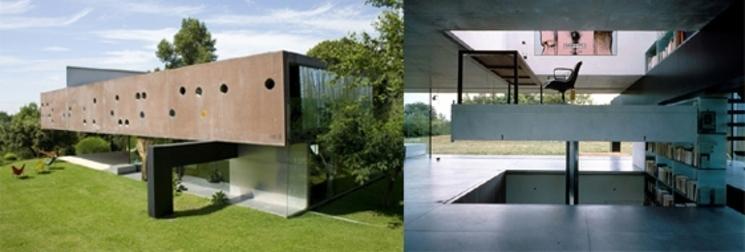 Villa Floriac Koolhaas