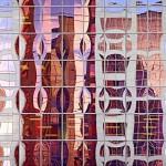 City Reflection – Fotografías de fachadas que reflejan otras fachadas