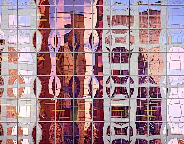 Fotografias arquitectura reflejos fachadas