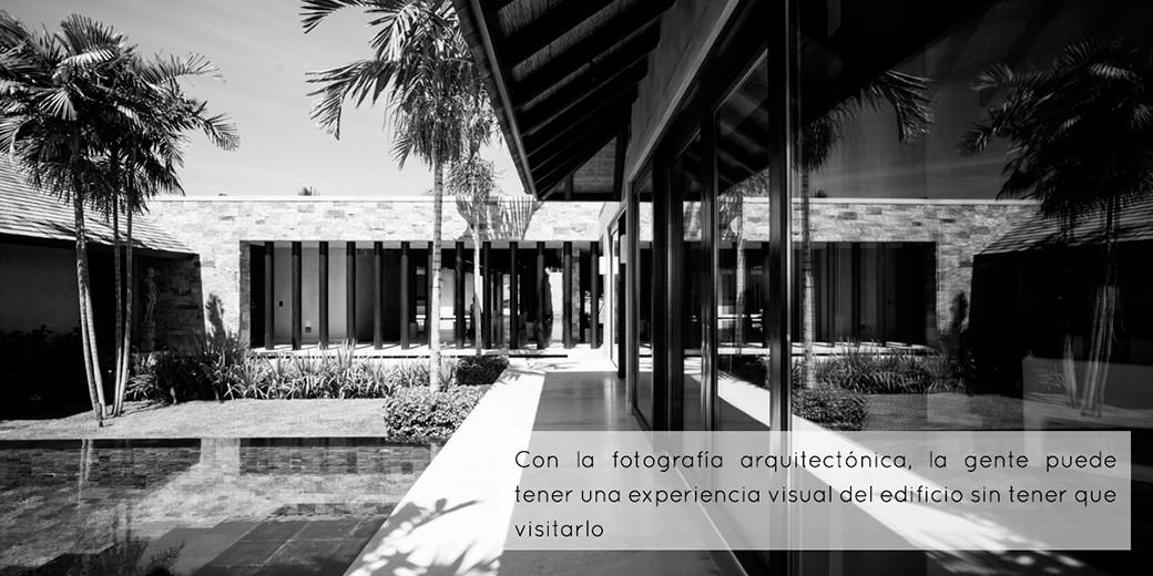 Fotografia profesional de arquitectura