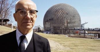 El arquitecto que dio nombre a una molécula de carbono