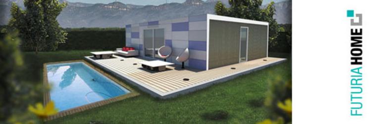 Futuria Home vivienda modular