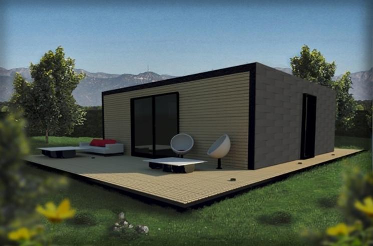 Futuria home, una vivienda moderna y modular