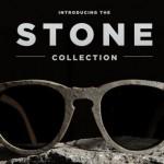 Gafas de sol realizadas en piedra