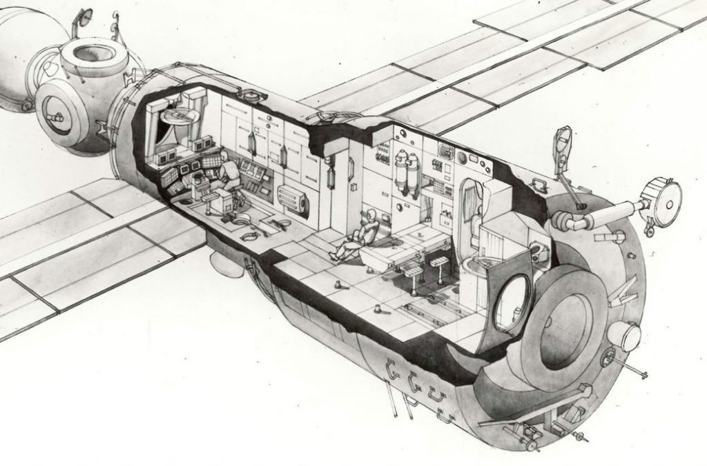 Galina Balashova, la arquitecta de la carrera espacial rusa