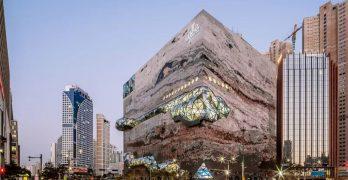 Galleria Gwanggyo Centro Comercial de OMA