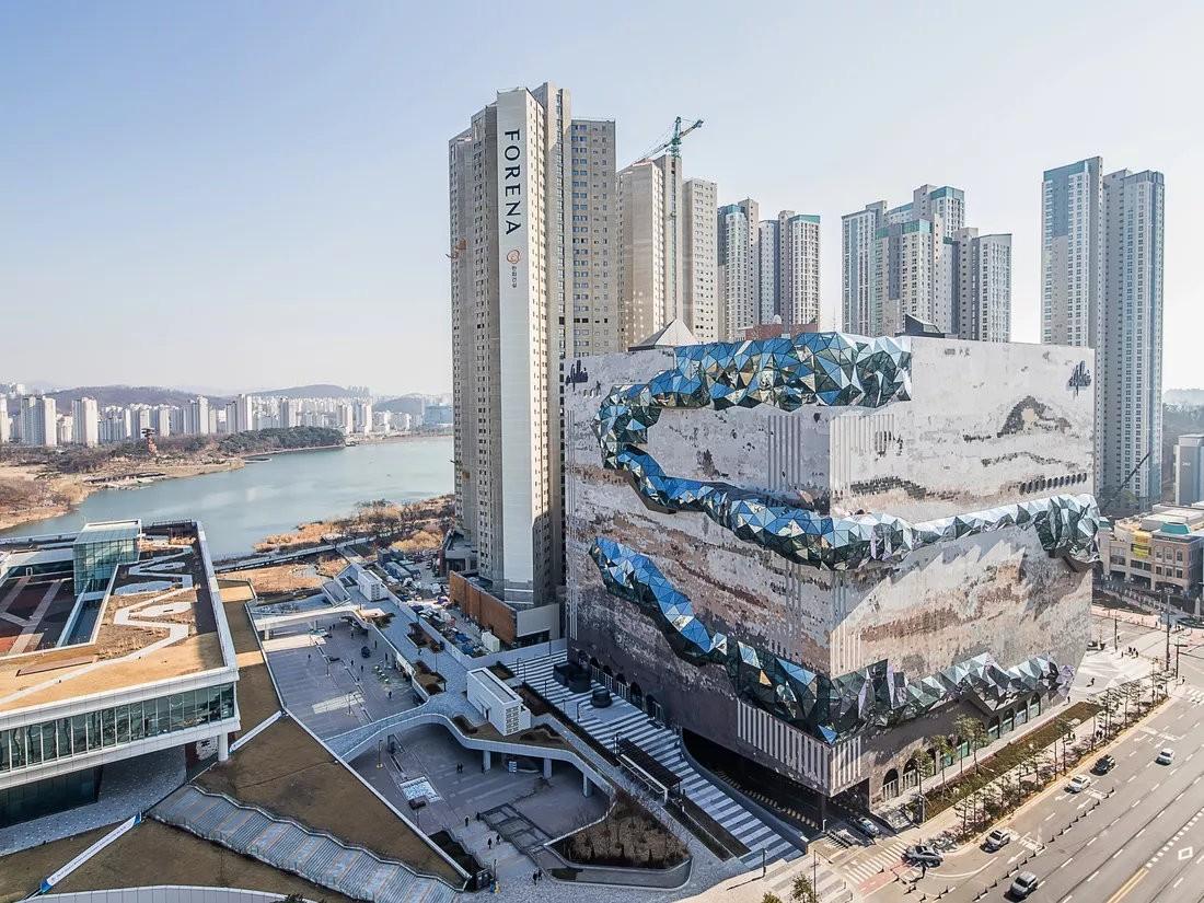 Galleria-gwanggyo-centro-comercial-de-oma-8