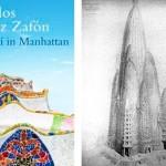 [Relato] Gaudí en Manhattan de Carlos Ruiz Zafón